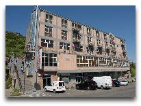 отель Диана: Фасад