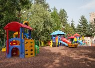 отель Dilijan Resort: Детская площадка
