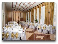 отель Dilijan Resort: Ресторан