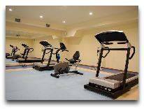 отель Dilijan Resort: Фитнесс зал