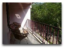 отель Dilijan Resort: Балкон номера Deluxe