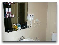 отель Dilijan Resort: Ванная номера Suite