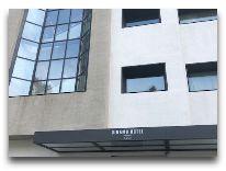 отель Dinamo Hotel Baku: Фасад отеля