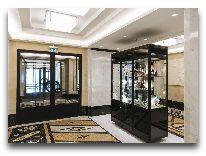 отель Dinamo Hotel Baku: Вход в отель