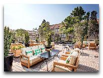 отель Dinamo Hotel Baku: Терраса