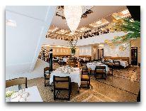 отель Dinamo Hotel Baku: Ресторан Olympia