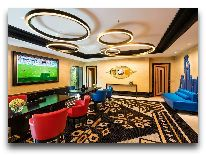 отель Dinamo Hotel Baku: Гостиная