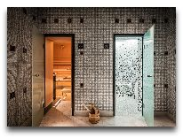 отель Dinamo Hotel Baku: Сауна