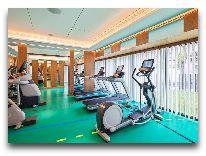 отель Dinamo Hotel Baku: Фитнес центр