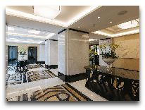 отель Dinamo Hotel Baku: Холл отеля