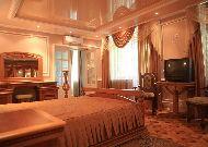 отель Гостиничный комплекс Динамо: Номер Люкс-спальня