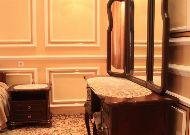отель Гостиничный комплекс Динамо: Номер Полулюкс с камином спальня