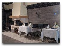 отель Гостиничный комплекс Динамо: Каминный зал