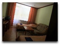 отель Гостиничный комплекс Динамо: Стандартный номер с доп местом