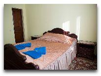 отель Гостиничный комплекс Динамо: Номер Полулюкс спальня