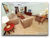 отель Diplomat: Номер полулюкс