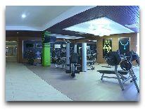 отель Diplomat: Фитнес