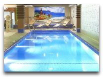 отель Diplomat: Бассейн