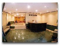 отель Diplomat Hotel Baku: Ресепшн