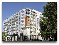 отель Diva SPA: здание отеля