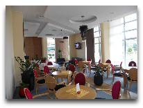 отель Diva SPA: Кафе