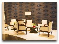отель Diva SPA: Лобби отеля