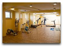 отель Diva SPA: Фитнес-центр
