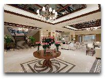отель Divan Suites Batumi: Холл отеля
