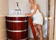 отель Dlugi Dom (Cieplice): Зона бань