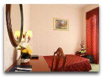 отель Днепр: Одноместный номер стандарт
