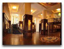 отель Днепр: Холл