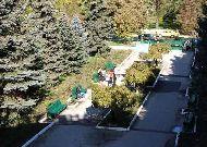 санаторий Днестр: Территория санатория