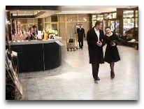 отель Dnister: Reception