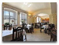 отель Dom Muzyka: Ресторан