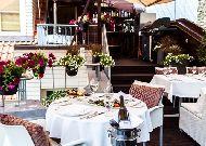отель Domе Hotel: Ресторан отеля