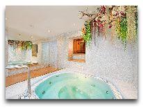 отель My City Hotel: Бассейн в сауне