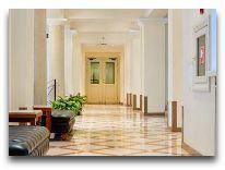 отель My City Hotel: Холл