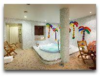 отель My City Hotel: Сауна