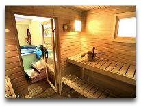 отель PK Ilmarine: Сауна