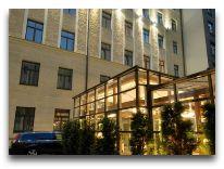 отель РК Riga: Внутренний двор