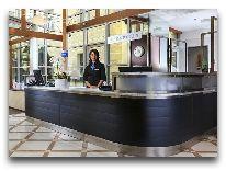 отель РК Riga: Ресепшен