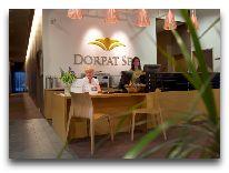 отель Dorpat: Ресепшн СПА