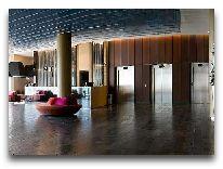 отель Dorpat: Холл