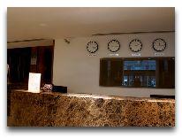 отель Dostyk: Ресепшен
