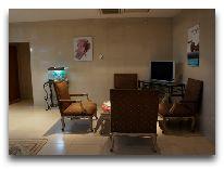 отель Dostyk: Комната отдыха
