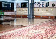 отель Dostyk A Б: Ресепшен