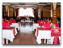 отель Dostyk A Б: Ресторан