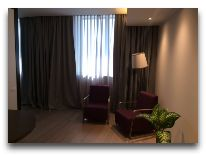 отель DoubleTree by Hilton Yerevan City Center: Номер Suite