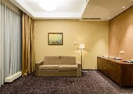 отель Druskininkai: Номер Люкс