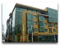 отель Druskininkai: Фасад отеля